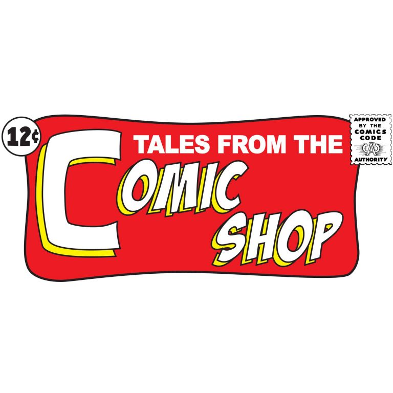 Tales From The Comic Shop