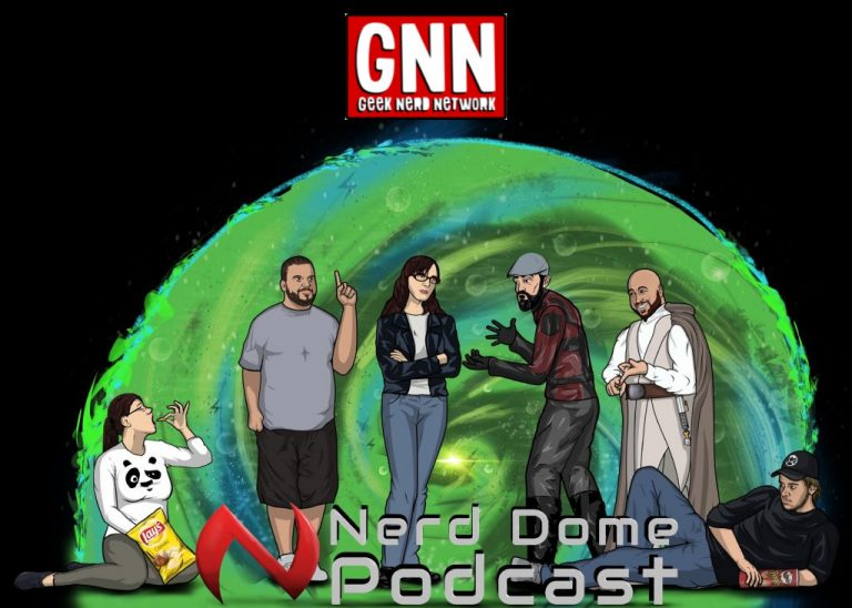 Nerd Dome Podcast Episode 201 – Apples and Dog Sh$t