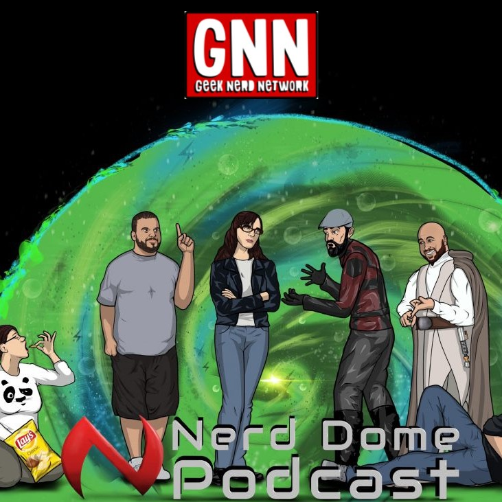 Nerd Dome Podcast Episode 208 – The Hemsworth Scale